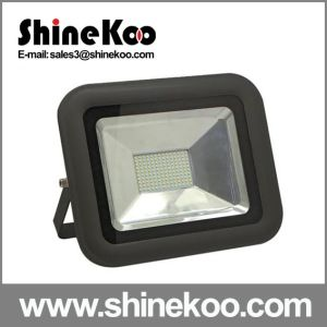 Die-Casting Aluminium SMD 100W LED Floodlight with CE pictures & photos