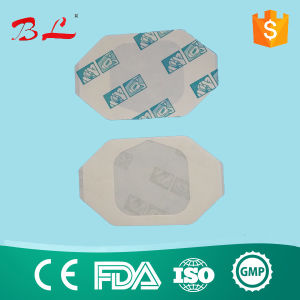 Catheter Fix PU Transparent Wound Dressing/Hospital Supply Transparent Dressing Film/ Wound Dressing, Best Seller pictures & photos