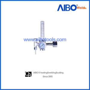 Heavy Duty Argon/CO2 Flowmeter with One Gauge (2W16-1047) pictures & photos