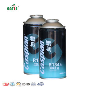 Gafle/OEM High Performance Three-Piece Can Refrigerant R134A Refrigerant Gas pictures & photos