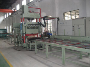 Steel Grating Welding Line pictures & photos