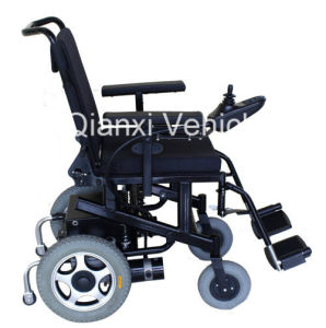 Ce Certification The Elderly and Disably People Transportion E-Wheelchair / Medical Equipment (XFG-107FL) pictures & photos