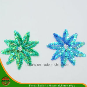 Sequin Sewing Patch for Decoration (E35) pictures & photos