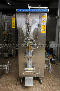 Vertical Automatic Sachet Water Production Machine with Liquid Filling and Sealing Function pictures & photos