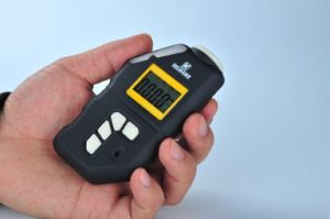 Light Weight Lithium Battery Service Handheld Ozone Gas Leak Detector pictures & photos