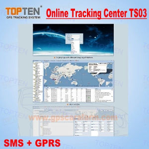 GPS Tracking system  Software for Motorcycle/Car/Truck Fleet Management Ts03-Ez pictures & photos