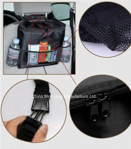 Multifunctional Nylon Travel Storage Car Back Seat Organizer Bag pictures & photos