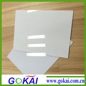 100% Virgin Acrylic Sheet for Building Material / PMMA Sheet pictures & photos