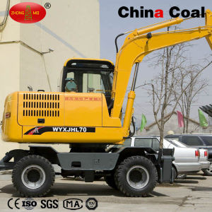 Hot Sale Hydraulic Excavator Used Excavator Machine pictures & photos