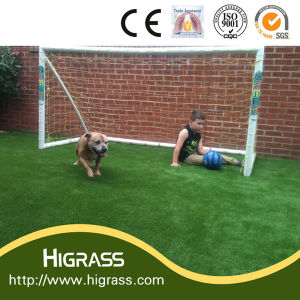 Well Used Child Play Area Mini Football Field Artificial Turf pictures & photos
