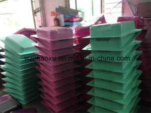 High Capacity, Efficiently PC+ABS Luggage Vacuum Forming Machine pictures & photos