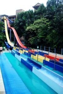 Speed Water Slide for Water Park pictures & photos