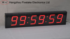 4 Inch 6 Digit LED Digital Countdown Timer (FDC-406) pictures & photos