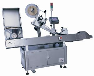 Blood Collect Vessels Labeling Machine/Labeler pictures & photos