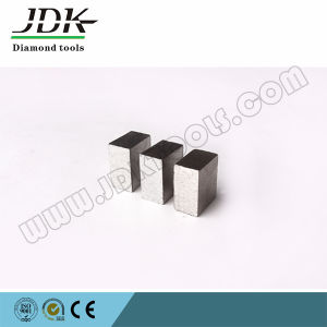 Jdk Rectangular Diamond Segment for Marble Cutting pictures & photos