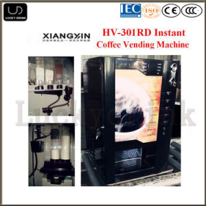 301rd 5 Selections Automatic Coffee and Hot Drink Dispenser pictures & photos