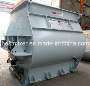 Automatic Industrial Paddle Mixer pictures & photos