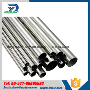 Stainless Steel Sanitary Polished Round Tube pictures & photos