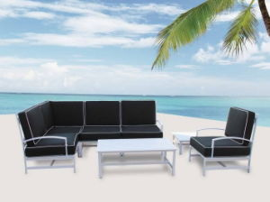 Garden Patio Rattan New Model Sofa Sets Pictures pictures & photos