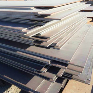 Hot Rolled ASTM A36 Steel Plate pictures & photos