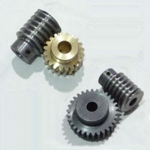 Customized 60 Tooth Motor Mini Worm Gear pictures & photos
