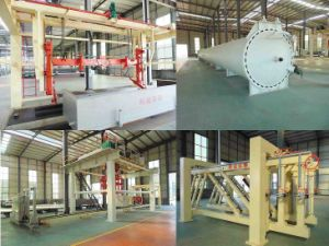 Sand Gypsum AAC Block Machine/AAC Concrete Block Machine pictures & photos