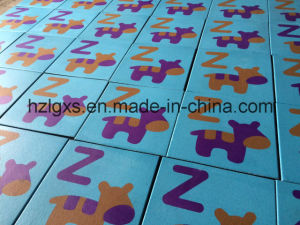 En1177 Approvaled Colorful Kindergarten Playground Rubber Tiles pictures & photos