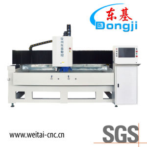 Horizontal 3-Axis CNC Special Shape Glass Edge Grinding Machine pictures & photos