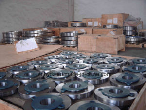 Hot Forged Alloy Steel 09mnnid Flange pictures & photos