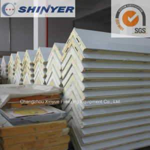 Camlock Polyurethane PU Sandwich Panel for Modular Cold Room pictures & photos
