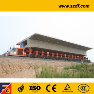Rubber Tyre Girder Carrier pictures & photos