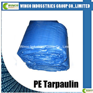 PE Tarpaulin Sheet with UV Treated for Whole Sales Waterproof Plastic Cover pictures & photos