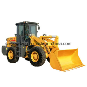 Construction Machinery Mini Front End Small Wheel Loader pictures & photos