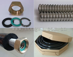 Stainless Steel Flexible Insulation Solar Hose pictures & photos
