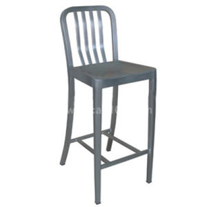 Replica Emaes Hotel Cast Aluminum Navy Bar Chair (DC-06103) pictures & photos