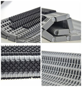 Series 900 Square Friction Top Modular Belt pictures & photos