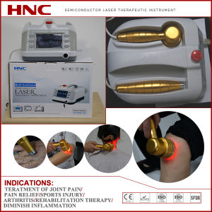 Rehabilitation Therapy 808nm and 650nm Low Level Laser Therapy Equipment pictures & photos