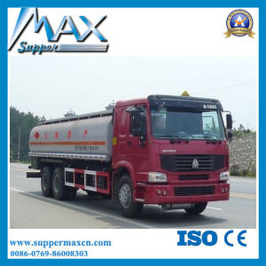 HOWO 371 HP Fuel Tanker Truck Right/Left Hand Driving Oil Delivery Tank Truck Sino Truck pictures & photos