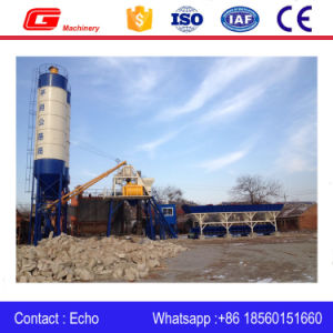Hzs50 Big Capacity Ready-Mixed Concrete Mixing Plant for Sale pictures & photos