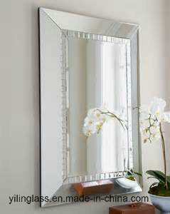 4mm 5mm 6mm Beveled Decorative Mirror pictures & photos