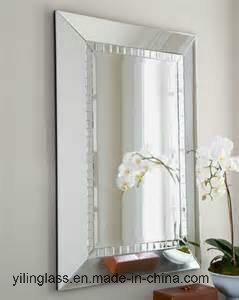 4mm 5mm 6mm Edeg Beveled Decorative Mirror pictures & photos