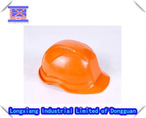 Plastic Injection Custom Industrial Helmet Mould (LXG251) pictures & photos