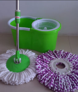 360 Degree Microfiber Spin Mop