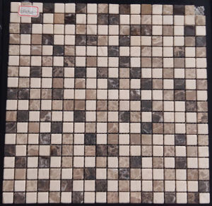 Star Serives Color Metal Mosaic for Wall Tile (300X300mm) pictures & photos
