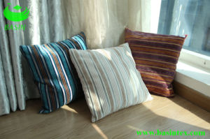 Stripe Velvet Sofa Fabric (BS4010) pictures & photos