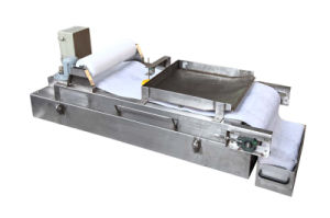 plate deburring machine