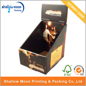 Beauty Cardboard Custom Printed Display Paper Box (AZ122915) pictures & photos