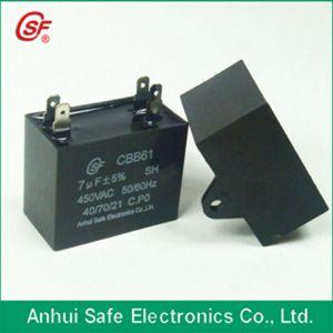 China Cbb61 Wire Film Capacitor 36UF pictures & photos