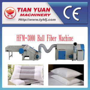 Polyester Ball Fiber Pillow Filling Machine (HFM-3000) pictures & photos