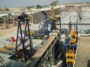 Fully Automatic Block Brick Paver Machine Line pictures & photos